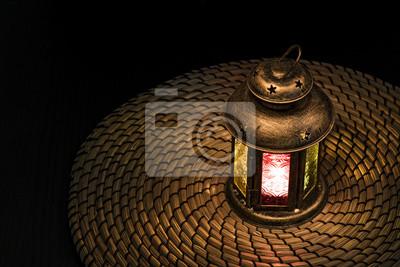 Fototapeta latarnia Ramadan