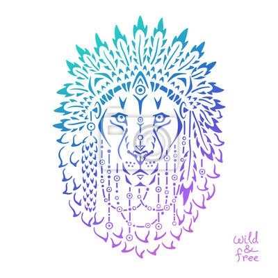 Lew wódz