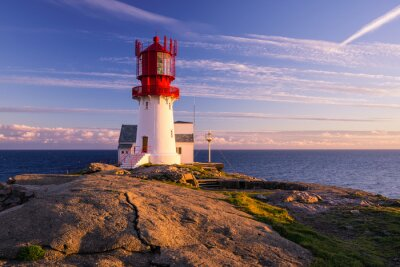 Fototapeta Lindesnes Lighthouse