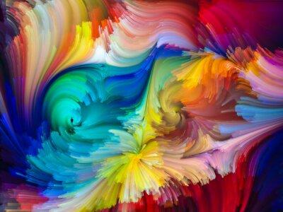 Fototapeta Living Color