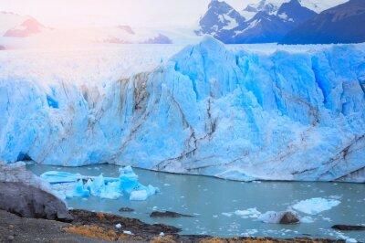 Fototapeta Lodowiec Perito Moreno.