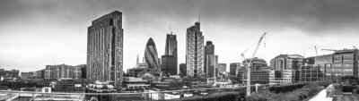 Fototapeta London City Panorama