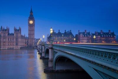 Fototapeta London landmark Big Ben