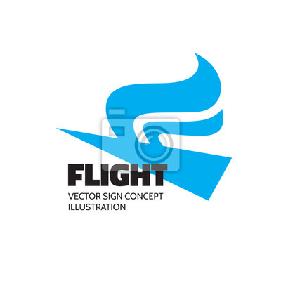 Lot Wektor Szablon Logo Koncepcji Ilustracji Streszczenie