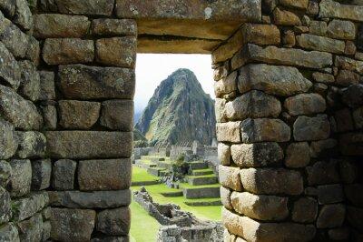 Fototapeta Machu Picchu - Peru
