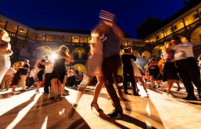 Fototapeta Magie des Tango