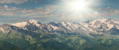 Fototapeta Majestatyczne góry
