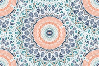 Fototapeta Mandala Seamless Pattern