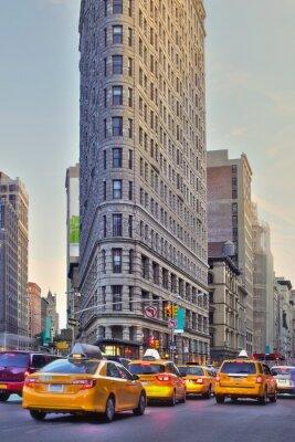 Fototapeta Manhattan at Dusk