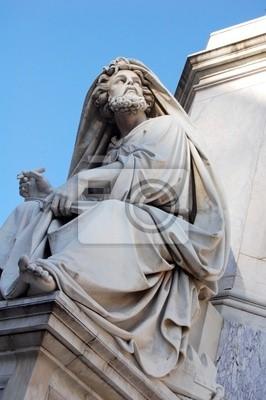 Marmurowy posąg, Rzym