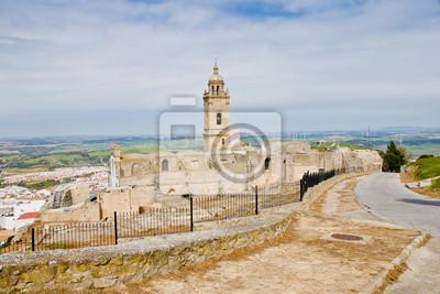 Fototapeta Medina Sidonia w Kadyks, Andaluzja, Hiszpania