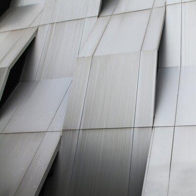 Fototapeta Metalowa ściana