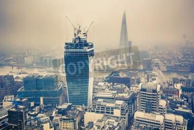 Fototapeta Miasto w Londynie