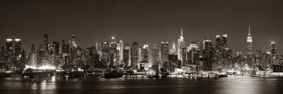 Fototapeta Midtown Manhattan