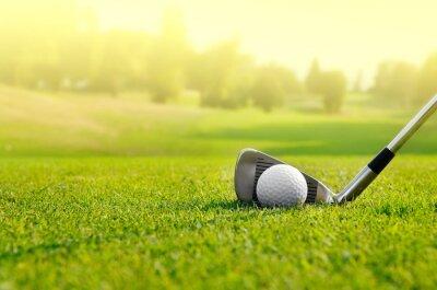 Fototapeta Miejmy Golf