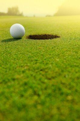 Fototapeta Miejmy golfa