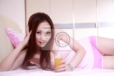 młoda dziewczyna azjatyckich seksu