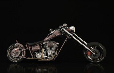 Fototapeta model motocykla