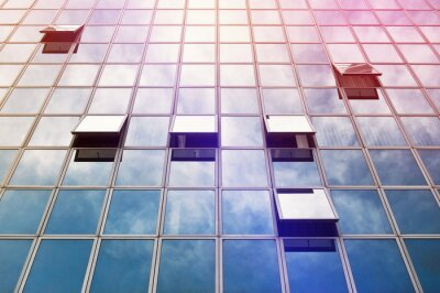 Fototapeta Moden Biznes Biurowce systemu Windows