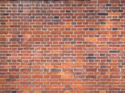 Fototapeta Muro w Mattoni rossi