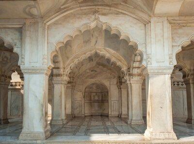 Fototapeta Nagina Meczet w Fort Agra, Uttar Pradesh, Indie