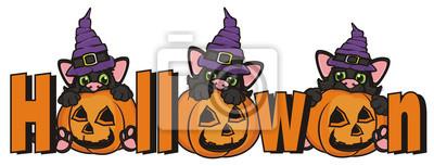 Fototapeta Napis Na Listy Wakacji Strach 31 Dynia Halloween Jesień