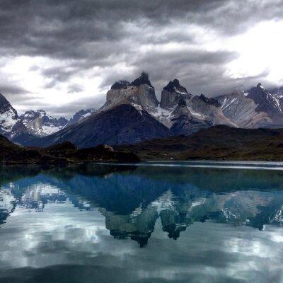 Fototapeta Narodowy Chile