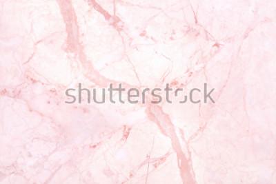 Fototapeta Naturalna marmurowa ścienna tekstura dla tła i projektów sztuki pracy, złożony wzór płytki kamień z jaskrawym luksusem.