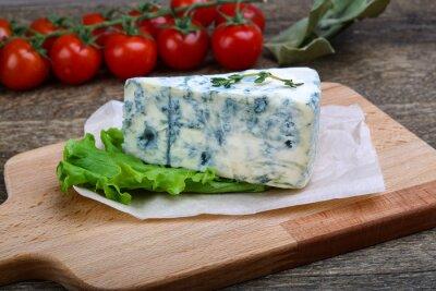 Fototapeta Niebieski ser