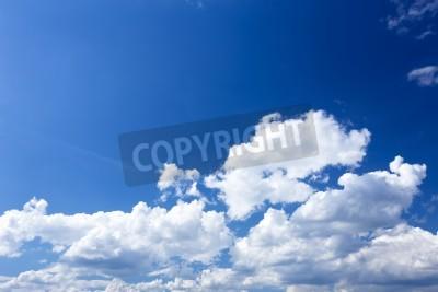Fototapeta Niebo