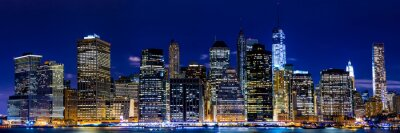 Fototapeta Nowy Jork panorama