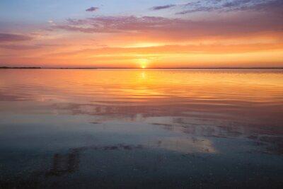 Fototapeta Ocean słońca