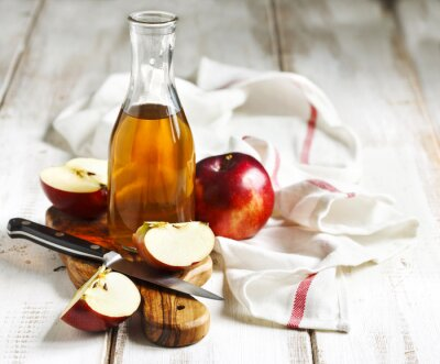Fototapeta ocet jabłkowy