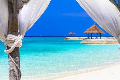 Fototapeta odprężające wakacje w tropikalnym raju