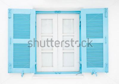 Fototapeta Okna w stylu greckim
