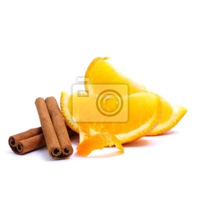 Fototapeta Orange - Zimt