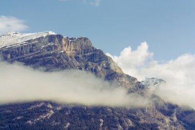 Fototapeta Ośnieżone górskie Grotto
