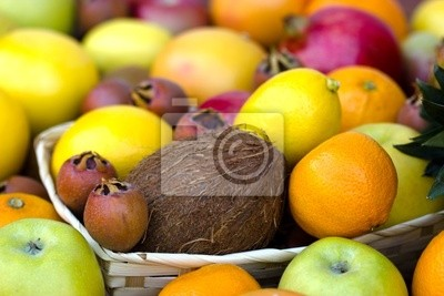 Fototapeta owoc
