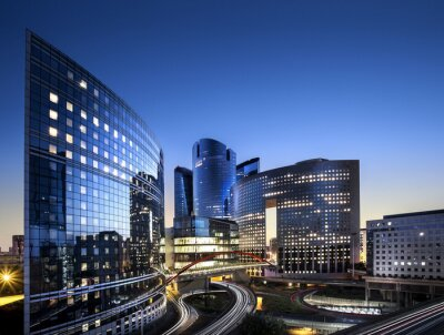 Fototapeta Paris La Défense