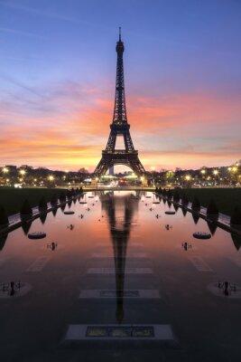 Fototapeta Paris Tour Eiffel