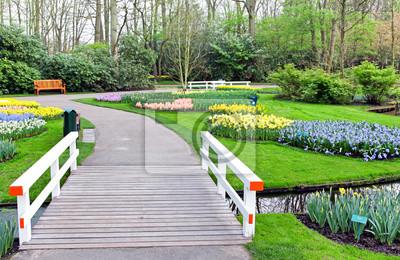 Park Keukenhof, Holandia