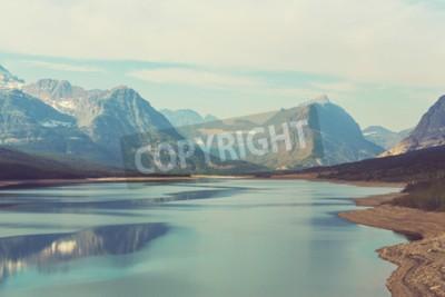 Fototapeta Park Narodowy Glacier, Montana, USA