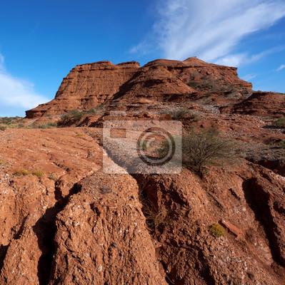 Fototapeta Parque Nacional Sierra de las Quijadas
