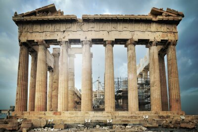 Fototapeta Partenon, Akropol w Atenach