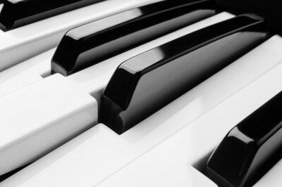 Fototapeta Piano Keys