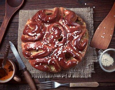 Fototapeta Pie i naczynia kuchenne