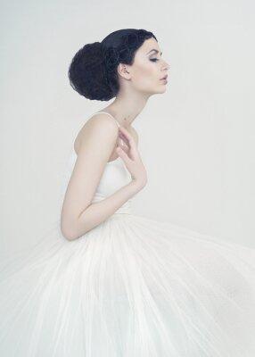 Fototapeta Piękna balerina
