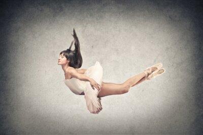 Fototapeta Piękna tancerka