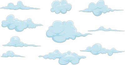 Fototapeta piękne chmury z nieba tle krajobrazu