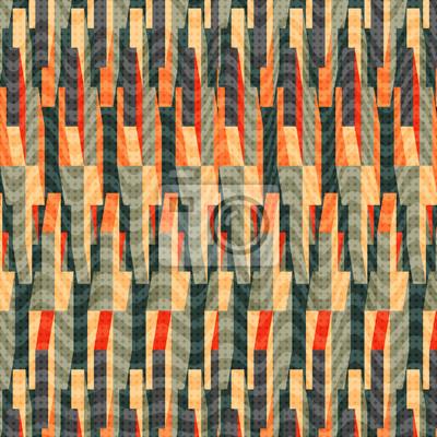 Fototapeta piękne kolorowe wielokąty abstrakcyjne geometryczne tle ilustracji wektorowych